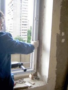 Установить пластиковые окна самостоятельно