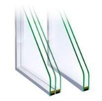 специальные  пластиковые окна с повышенной шумоизоляцией