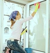 Чем мыть пластиковые окн